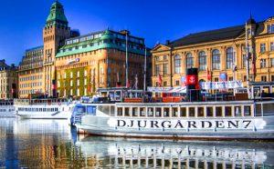 Stockholm 50 minutes from Låsta